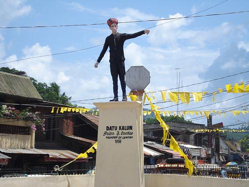 Datu Kalun Shrine, Lamitan City, Basilan Photo by: Jjarivera/Creative Commons