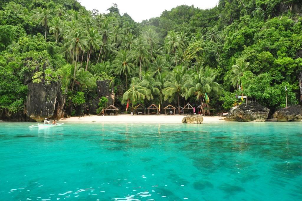 Bitaog Beach Dinagat Islands