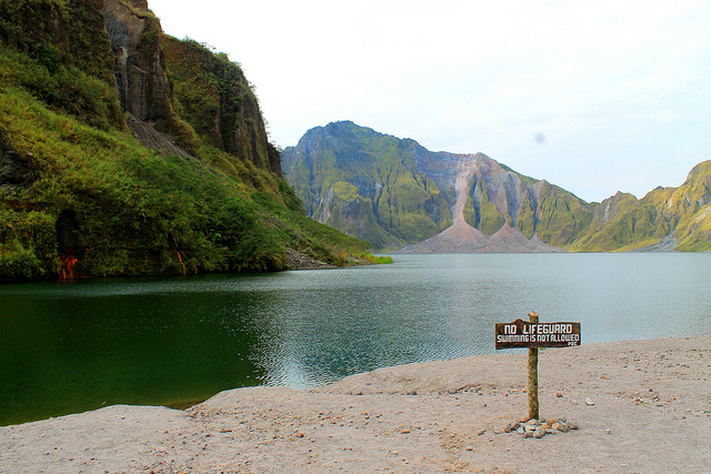 Mt. Pinatubo Image source: lailooh_9/Flickr creative commons