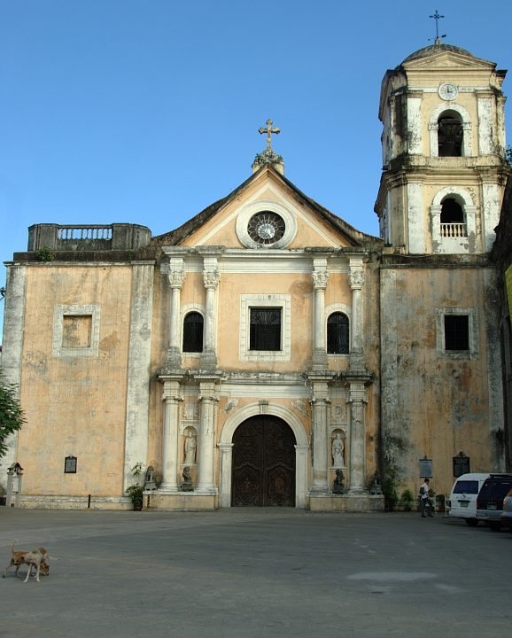 San Agustin Church Image source: shankar s./flickr creative commons