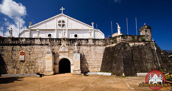 Cuyo Fortress Church Image source: simbahan.net