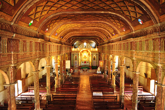 San Juan Bautista Parish Church, Jimenez, Misamis Occidental Image source: Project Kisame/creative commons