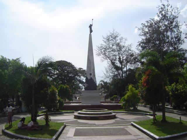 The Obelisk Image source: sltrippers.blogspot.com