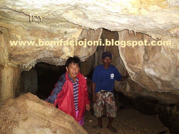 Catangdan Cave Image source: www.bonifaciojoni.blogspot.com