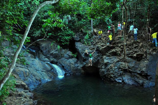 Lambingan Falls, Sibuyan Image source: www.choosephilippines.com