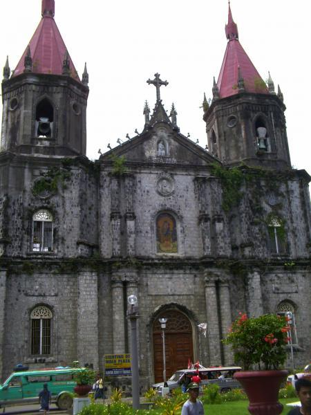 The Saint Anne Cathedral in Molo, Iloilo City Image source:Jayzl Nebre-Villafania/Creative Commons