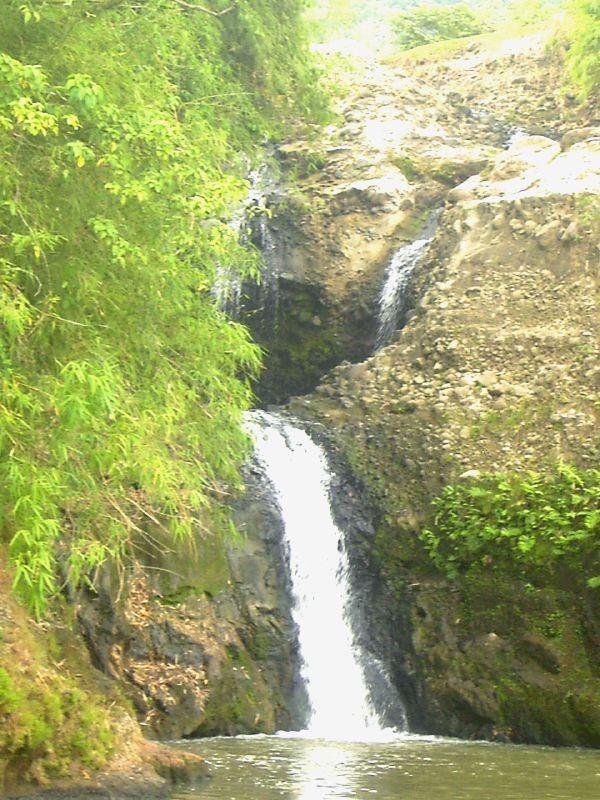 Sabang Falls Image source: Iriga Photogallery of Flickr.com