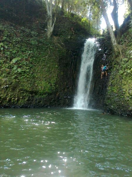 Ambak ambak falls Image source: www.zamboanga.com