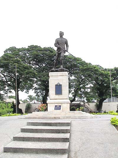 Gen. Artemio Ricarte Monumement, Batac Ilocos Norte