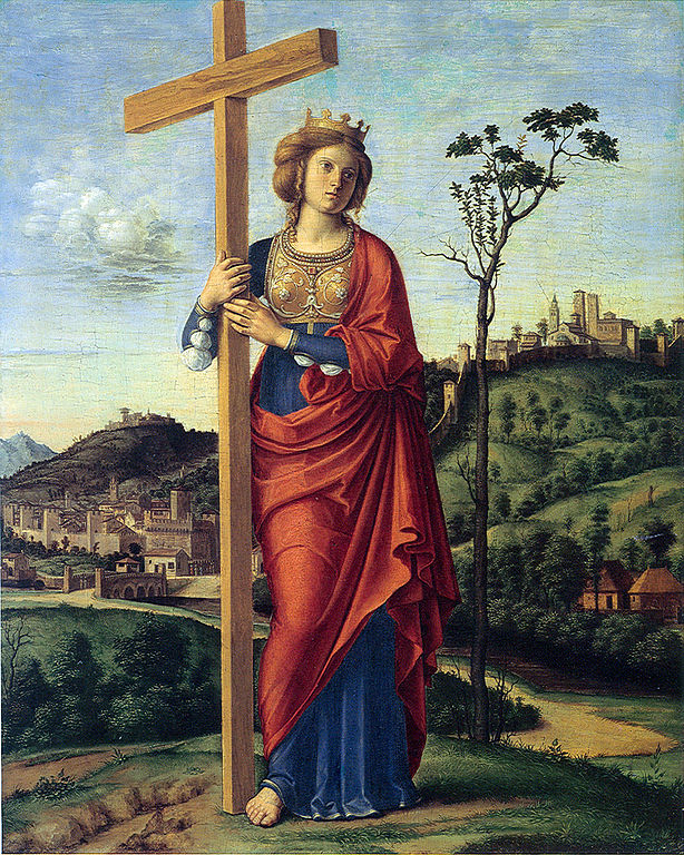 Saint Helena of Constantinople by Cima da Conegliano