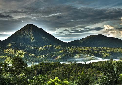Mount Timolan