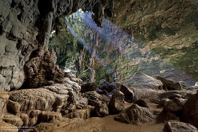 Callao Caves Image source: Rawen Balmaña/Creative Commons