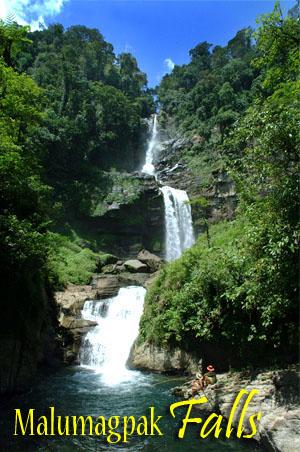 Malumagpak Falls Image source: ecomval.com