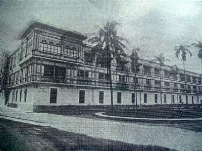 Colegio de Santa Rosa, 1750 Photo by: Rafael Minuesa of Flickr.com/Creative Commons