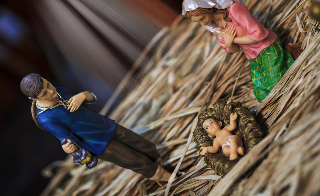 Filipino Belen, Nativity scene, Philippines Christmas