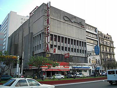 Luneta Theater as it looks today. Photo by Dennis Villegas/Creative Commons