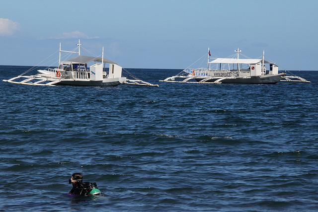 Dauin Beach Photo by: Cristian Bortes of Flickr.com/CC
