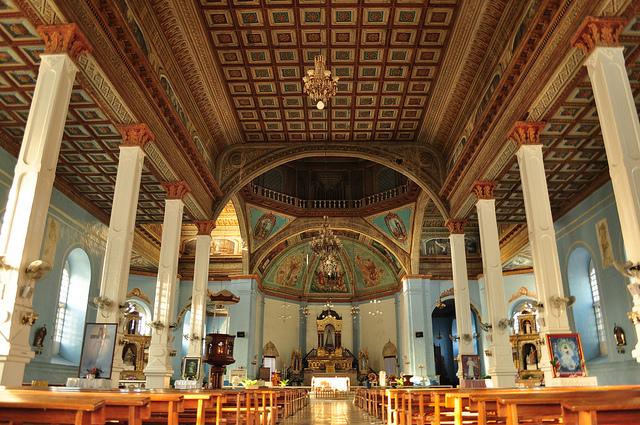 Nuestra Señora de la Asuncion Parish Church, Dauis, Bohol Photo by: Project Kisame of Fllickr.com/CC