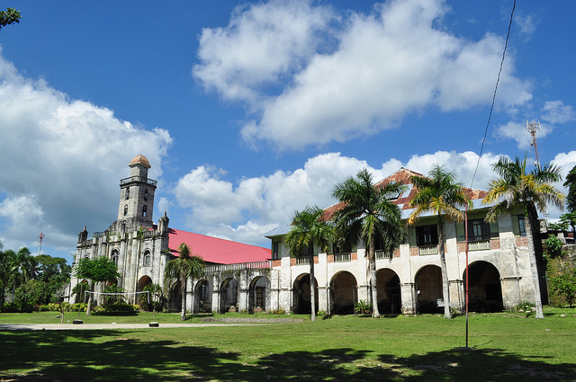 Santa Monica Parish Church, Alburquerque, Bohol Photo by: Project Kisame of Flickr.com/CC