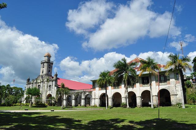 Santa Monica Parish Church, Alburquerque, Bohol Photo by: Project Kisame of Flickr.com/CC