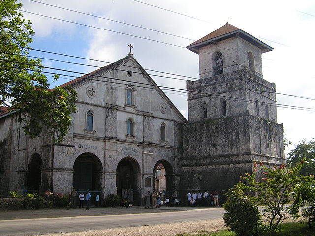 Baclayon church Photo by: Pinay06/CC