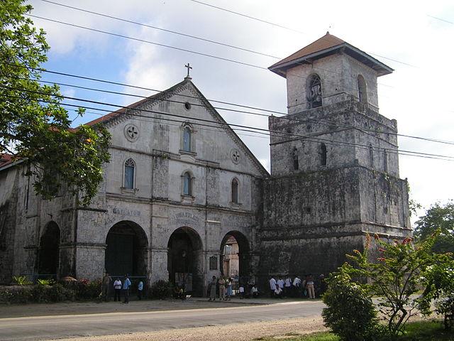 Baclayon church Photo by: Pinay06/CC