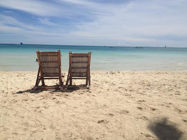 White Beach Boracay Photo by: Thomas Galvez of Flickr.com/CC