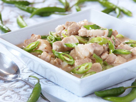 Bicol Express Photo by: Raymund Macaalay/Wikimedia Commons
