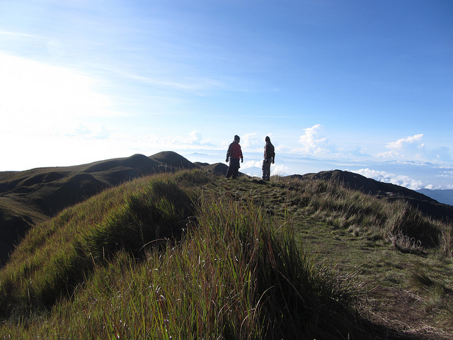 Hiking at Benguet Photo by: ArthurNielsen/CC