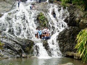 Kaytitinga Falls Photo by: Ramz Trinidad/CC
