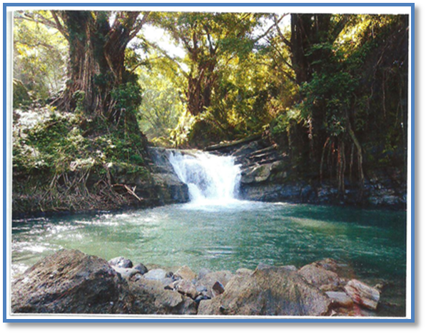Kagutungan Falls Image source: stacruz-is.gov.ph