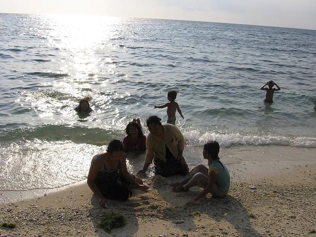 Higatangan Beach Photo by: Bulaclac Paruparu of Flickr.com/CC