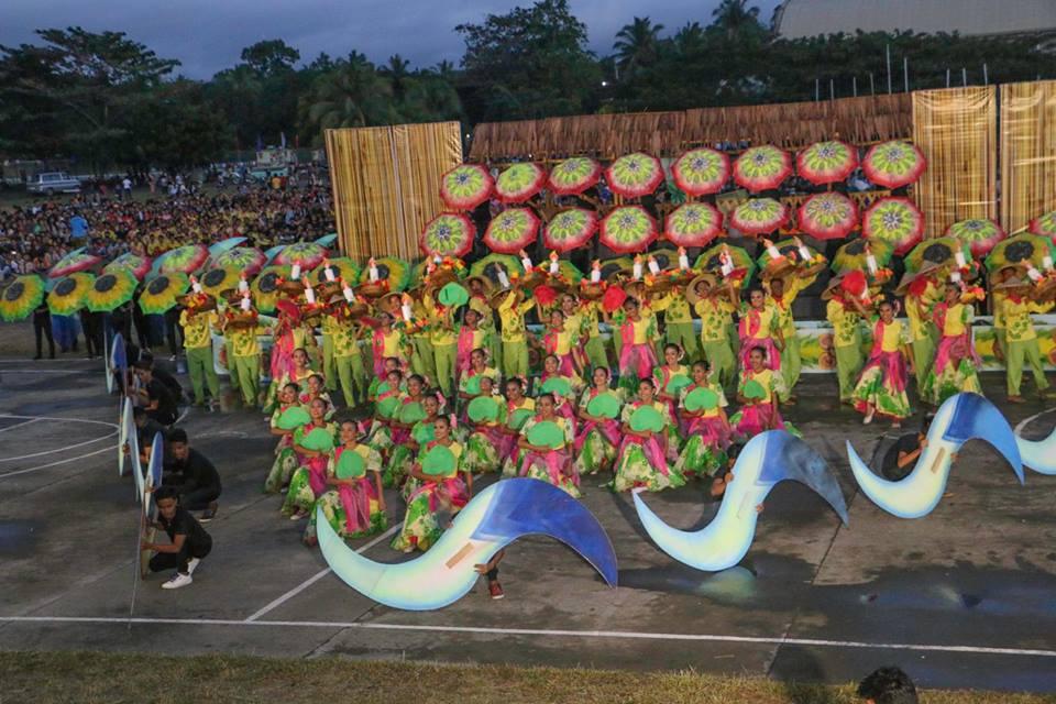 Cabadbaran City Street Dance Photo by: TCupamae /Wikimedia Commons