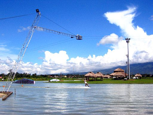 Camsur Watersports Complex Photo by: Ninjakeg /Wikimedia Commons