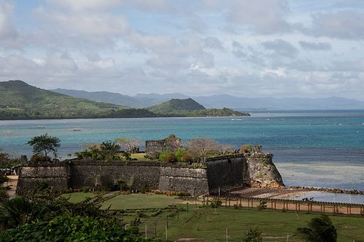 Fort Sta. Isabel Photo by: Christian Pirkl /Wikimedia Commons