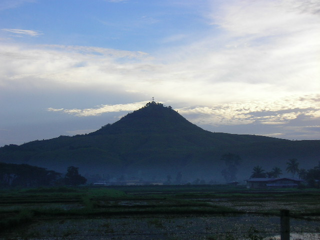 Musuan Peak, Maramag, Bukidnon Photo by: Obsidian Soul /Wikimedia Commons
