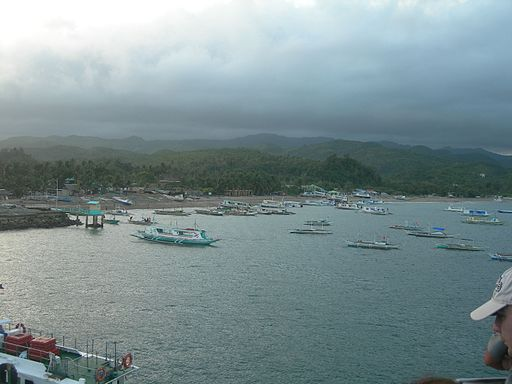 Caticlan jetty port, Caticlan, Malay, Aklan Photo by: Iloilo Wanderer /Wikimedia Commons