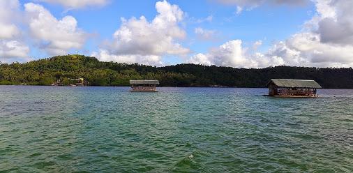 Caluya Floating Cottage Photo by: Joe Elbert/Creative Commons