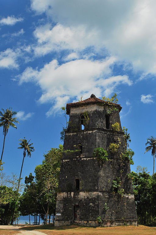 Panglao Watchtower Photo by: Jsinglador/Wikimedia Commons