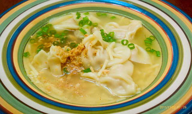 Pancit Molo Photo by: pulaw /Flickr Commons