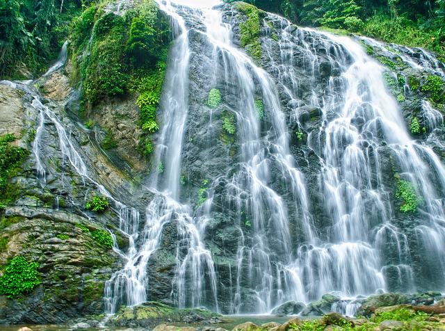 Awao Waterfalls Photo by: Darryl Lara / Flickr