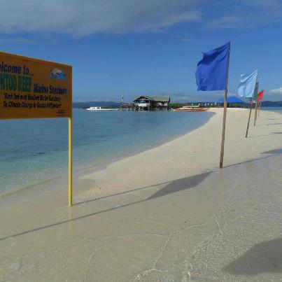 Buntod Marine Sanctuary Photo by: masbatetourism/Flickr