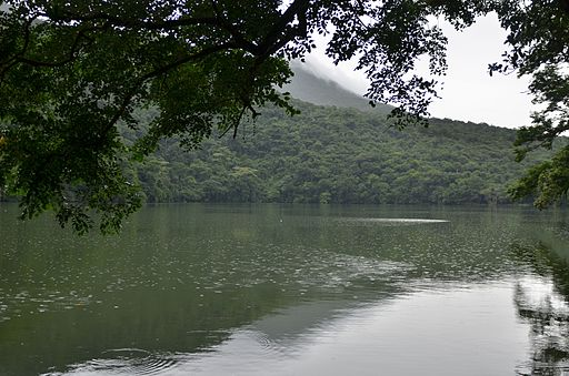 Bulusan Lake Photo by: Igmalapitan/Wikimedia Commons