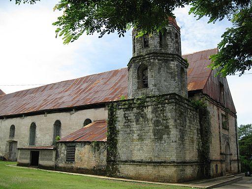 San Isidro Labrador Parish Church Photo by: Ryme26/Wikimedia Commons