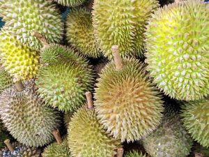 Durian Photo by: Lisana1979/Wikimedia Commons