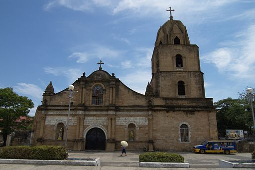 Guimbal Church Photo by: Rabosajr/Wikimedia Commons