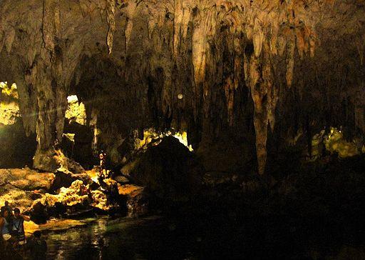 Hinagdanan Cave Photo by: Qaalvin/Wikimedia Commons