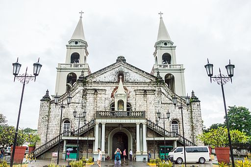Jaro Cathedral Photo by: Fmgverzon/Wikimedia Commons