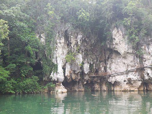 Sohoton Cave Photo by: Lawrence ruiz/Wikimedia Commons