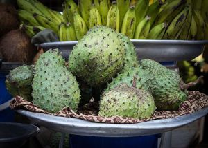 Sour Sop Photo by: Flixtey/Wikimedia Commons